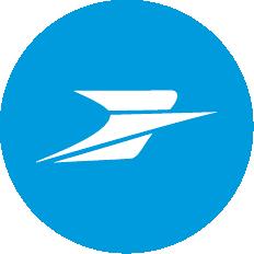Autoplaque Envoi par LAPOSTE